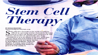 Stem Cell Research Article in Cleveland