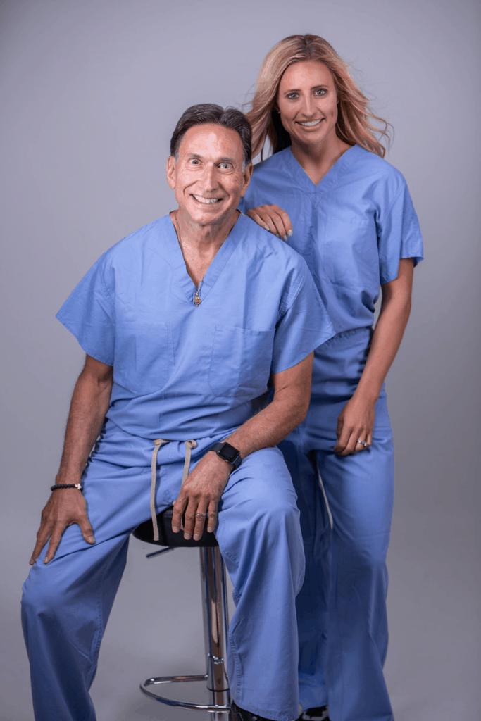 Drs. Mark Foglietti and Alanna Foglietti