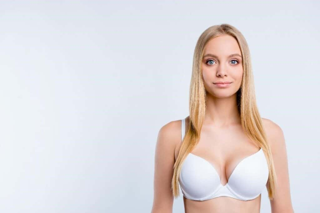 Model for Breast Augmentation
